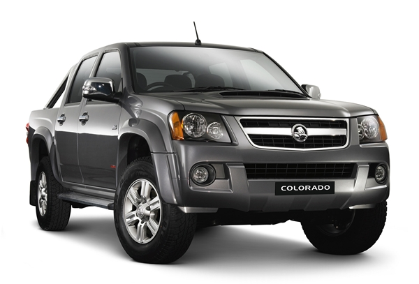 Holden Colorado LXTD Crew Cab 4X4 4 Speed Auto