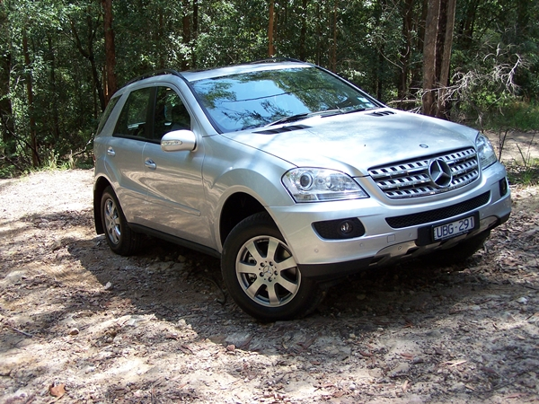 Mercedes Benz ML 280 CDi 7G TRONIC