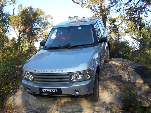 Range Rover Vogue TDV8 6 Sped Automatic