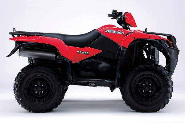 Suzuki KingQuad 500AXi 4x4