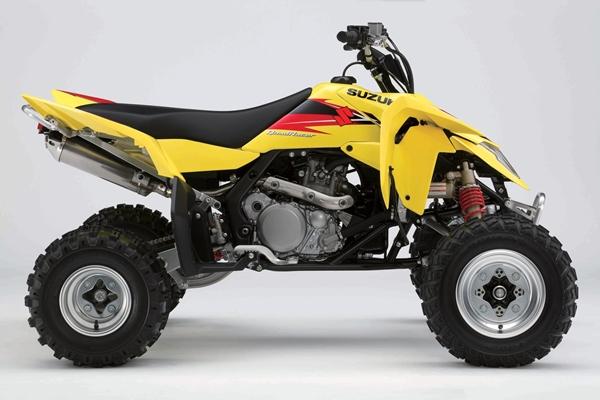2011 Suzuki Quadracer R450.