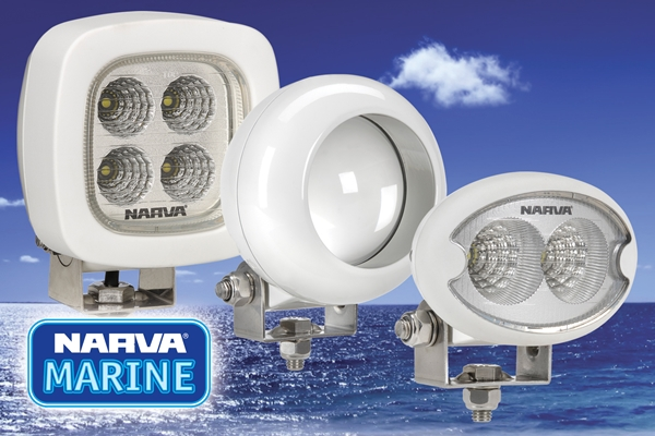 Narva Marine Work Lamps