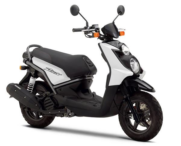 Yamaha BeeWee 125.