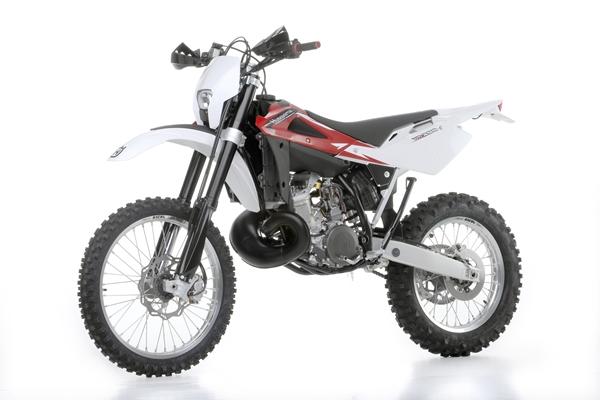 2012 Husqvarna WR300.