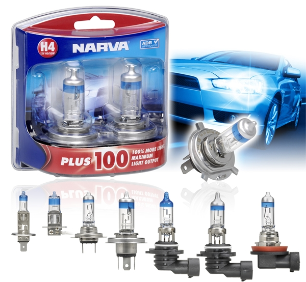Narva Plus100 Performance Globes 600