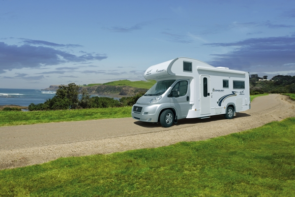 2011 Jayco Conquest Tour Edition Motorhome