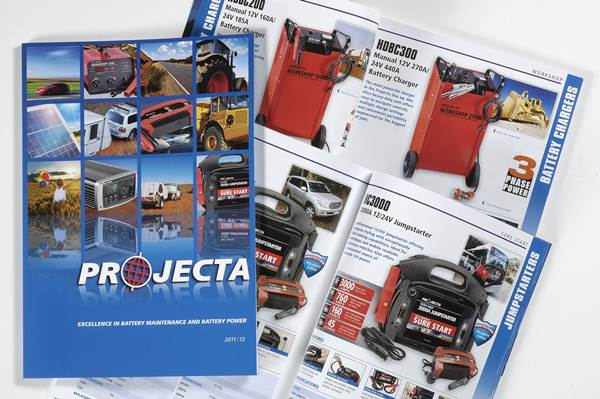 2011 Projector Battery Catalogue 600