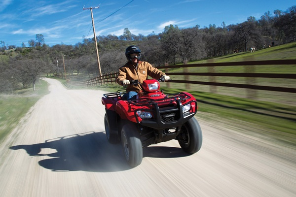 2012 Honda FourTrax Foreman 4x4 ES with Electric Power Steering