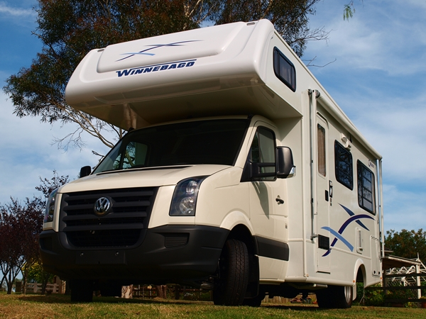 Winnebago Esperance Motorhome Review