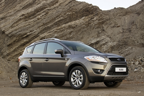 ford kuga awd suv launched. Black Bedroom Furniture Sets. Home Design Ideas