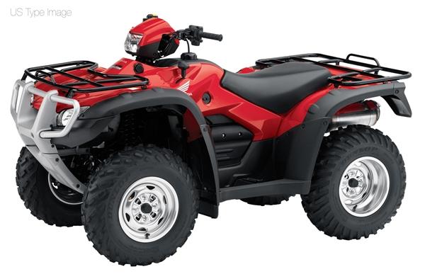 2012 Honda TRX500FPA
