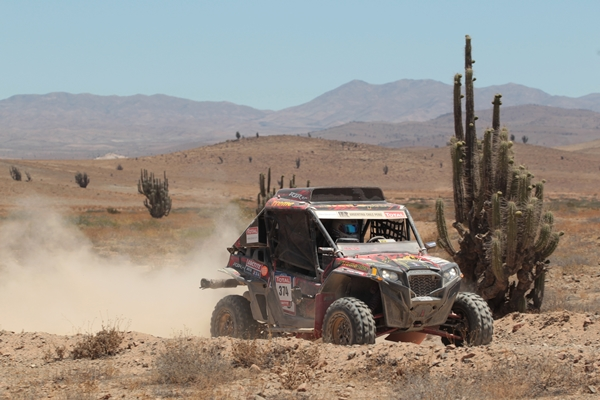POLARIS RZR XP WINS 2 classes at DAKAR!