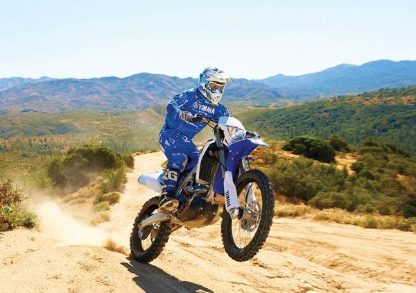 2012 Yamaha WR450F