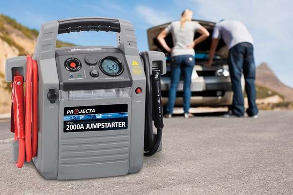 Projecta High Performance Jump Starters and portable power pack