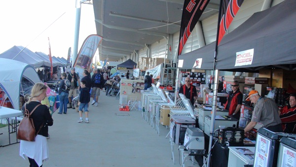 2012 NSW Caravan and Camping RV Rosehill Supershow