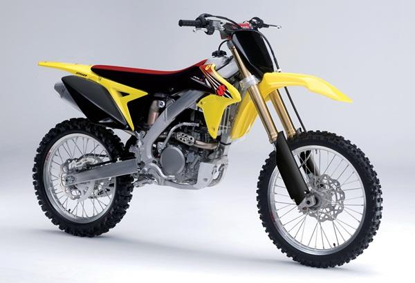 2012 Suzuki RM-Z250