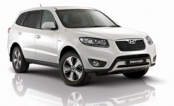 Hyundai Introduces Special Edition Santa Fe 'Trail'