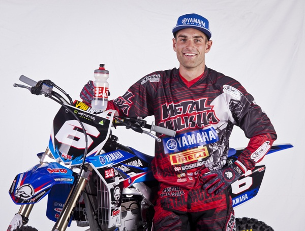 2012 Metal Mulisha Serco Yamaha Racing Team