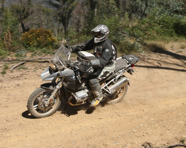2012 BMW GS Safari - Discover The Great Divide