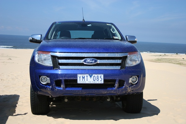 Ford Ranger XLT 3.2L 6 Speed Manual front