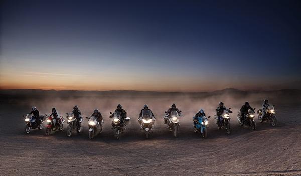 BMW Motorrad range