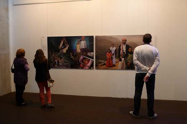 Brisbane Powerhouse World Press Exhibition