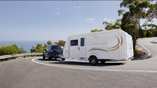 Jayco 2012 Expanda Caravan Range
