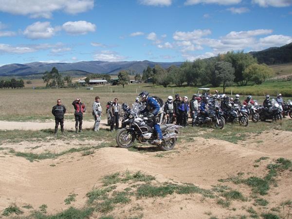 BMW Motorrad Off-Road Training courses 2012