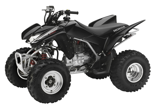 Enjoy Sporty Performance On Honda's New TRX250X