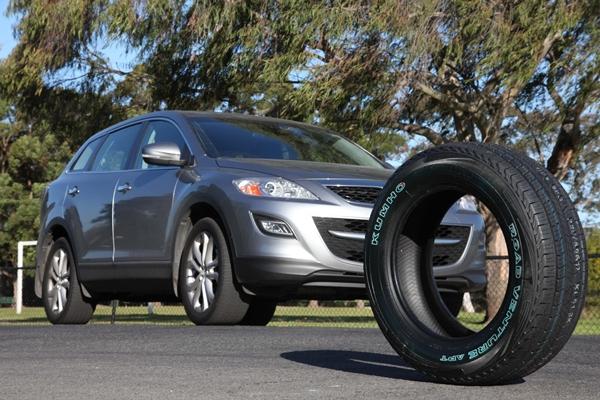 Kumho Roadventure KL51 SUV Tyres Guaranteed To Go The Distance