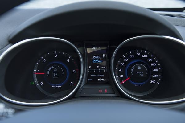 Hyundai Santa Fe Highlander Interior Mfd Ozroamer