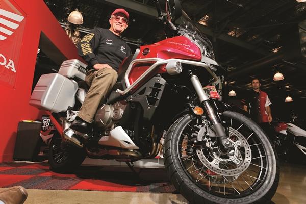Honda Kicks Off The Festive Season By Presenting Snowy Ride Prizes