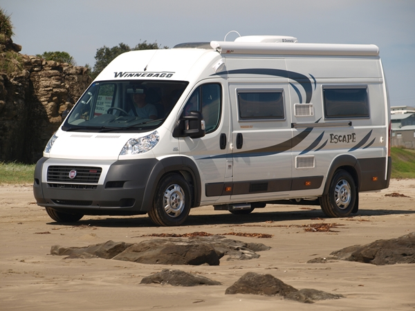 Winnebago Mennindee Escape Motorhome