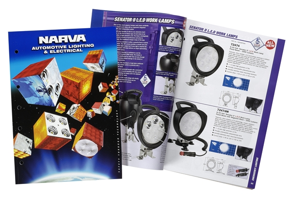 NARVA 2013-2014 Master Catalogue