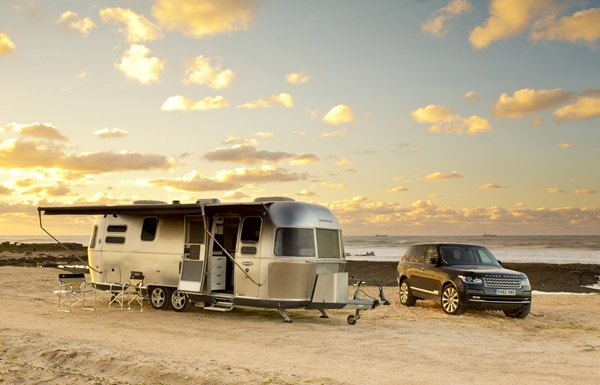 All-new Range Rover & Airstream