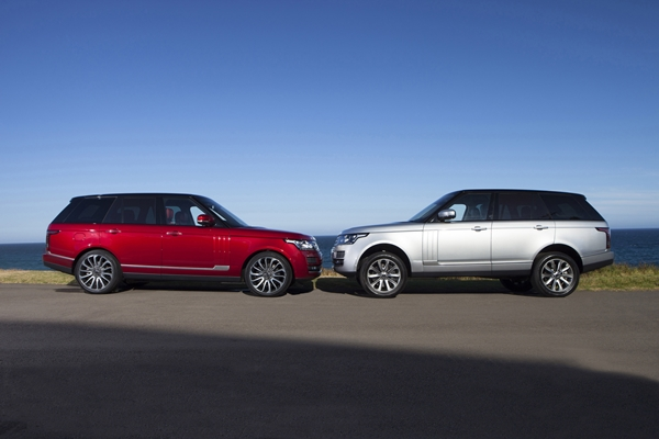 All New 2013 Range Rover Range