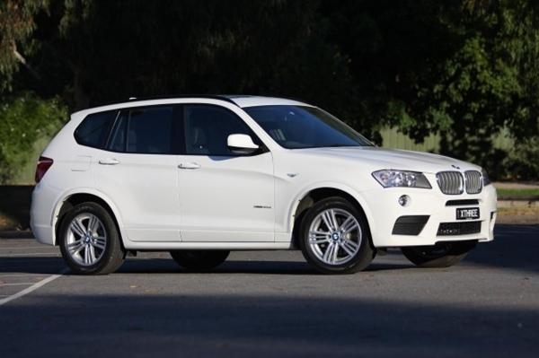 2012 BMW X3 XDrive 30D Review ext