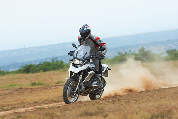 The new water cooled R 1200 GS is the culmination of 33 years of GS development.