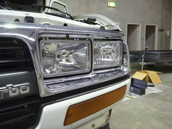 2013 Narva Free Form Headlamp Conversion Landcruiser