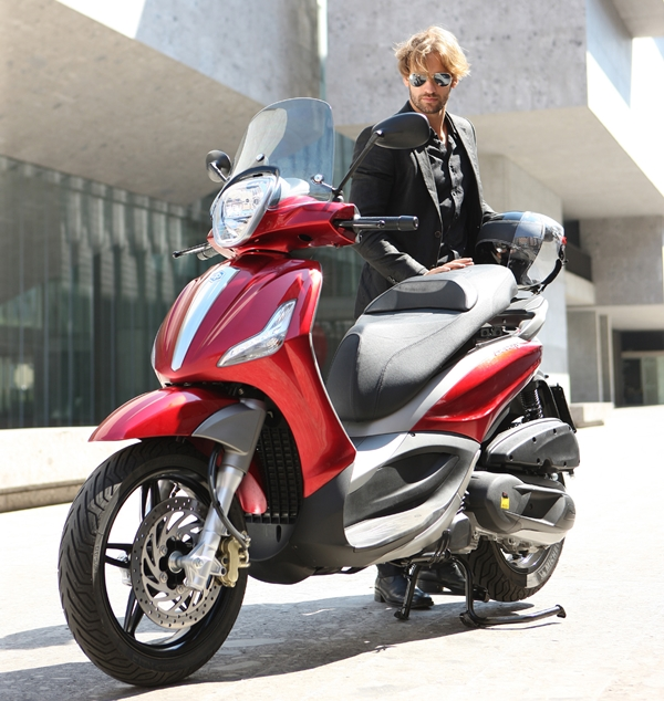 Piaggio Beverley 350 Sport Touring