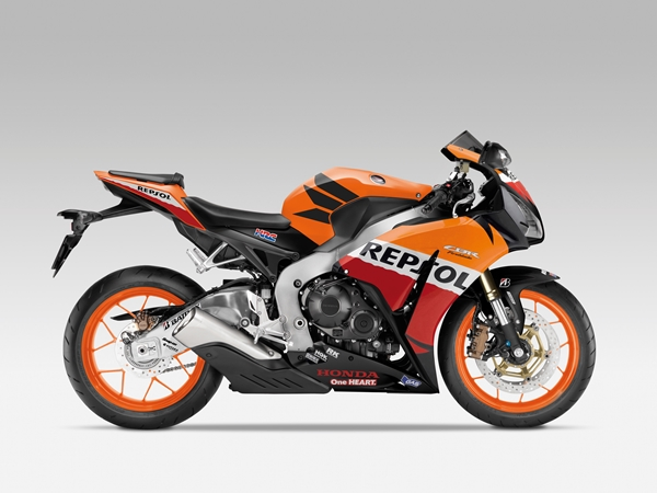 Iconic Repsol Livery Will Adorn Honda's CBR1000RR For 2013