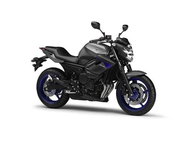 2013 Yamaha XJ6NL.
