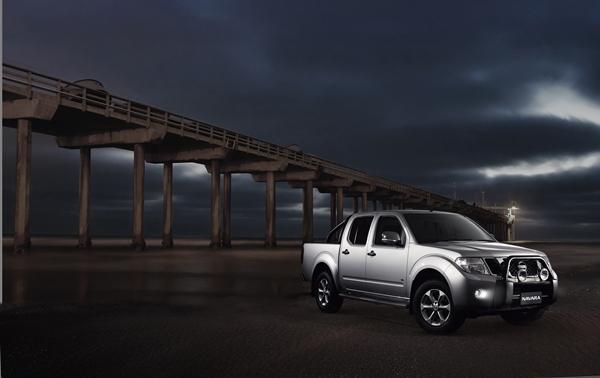 2013 Nissan Navara ST-X Blackline Edition 4x4