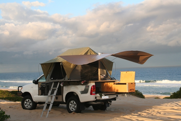 GT Campers Off Road Hilux edition - OzRoamer