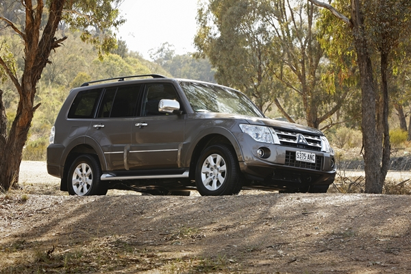 Mitsubishi Pajero Exceed 3.2l DiD ext