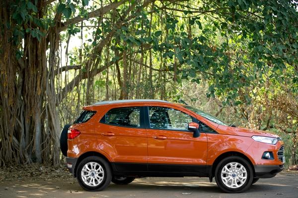 Ford EcoSport SUV 2