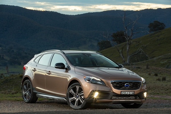 All-New Volvo V40