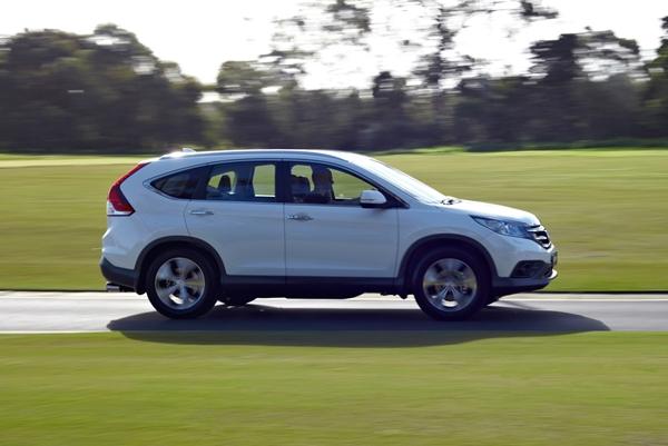 2013 Honda AWD CR-V VTi-L ADAS SIDE DRIVING