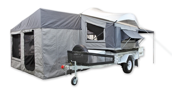 Skamper Kamper Ranger off road camper tent