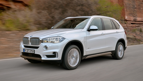 Hankook Tyre Ventus S1 evo2 SUV tyre is OE on BMW's new X5 2